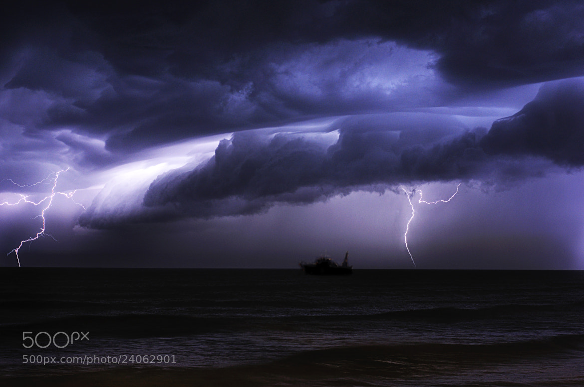 Photograph summer storm by Mario Boh on 500px