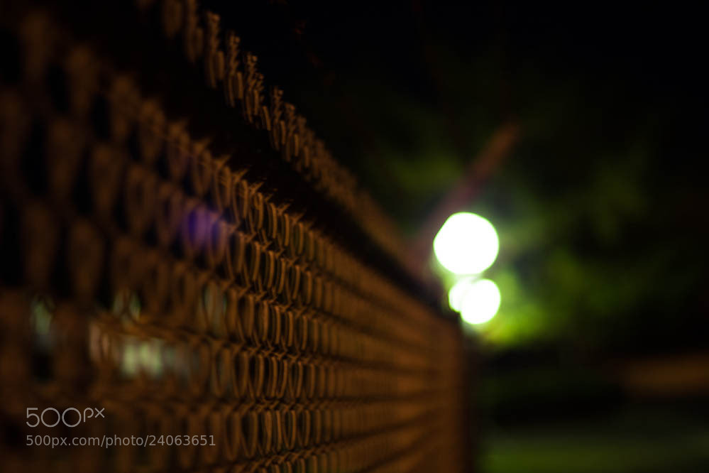 Photograph Fence by Mathias J Sennheiser on 500px