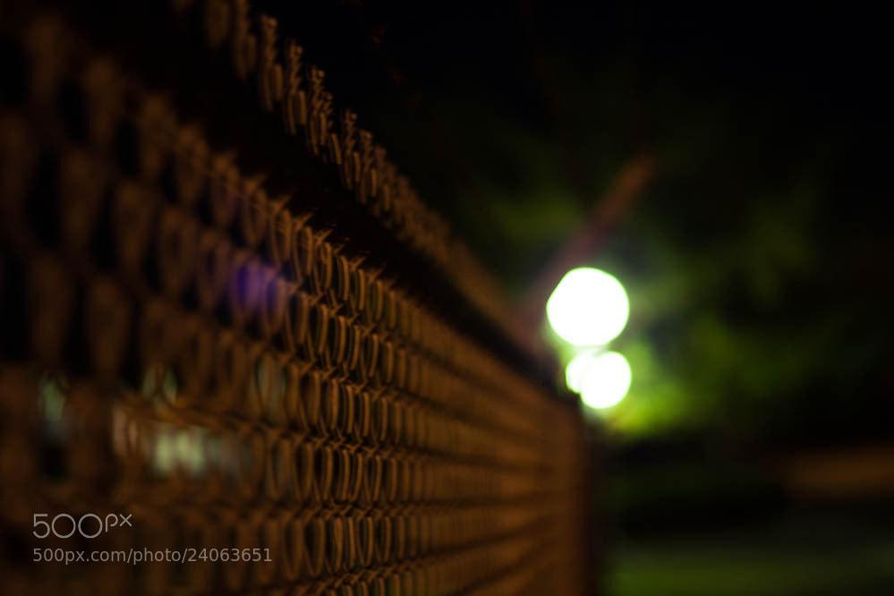 Photograph Fence by Mathias J Sennheiser on 500px