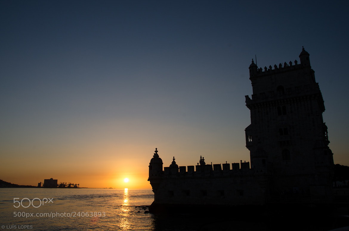 Photograph Lisbon Sunset by Luís Correia Lopes on 500px