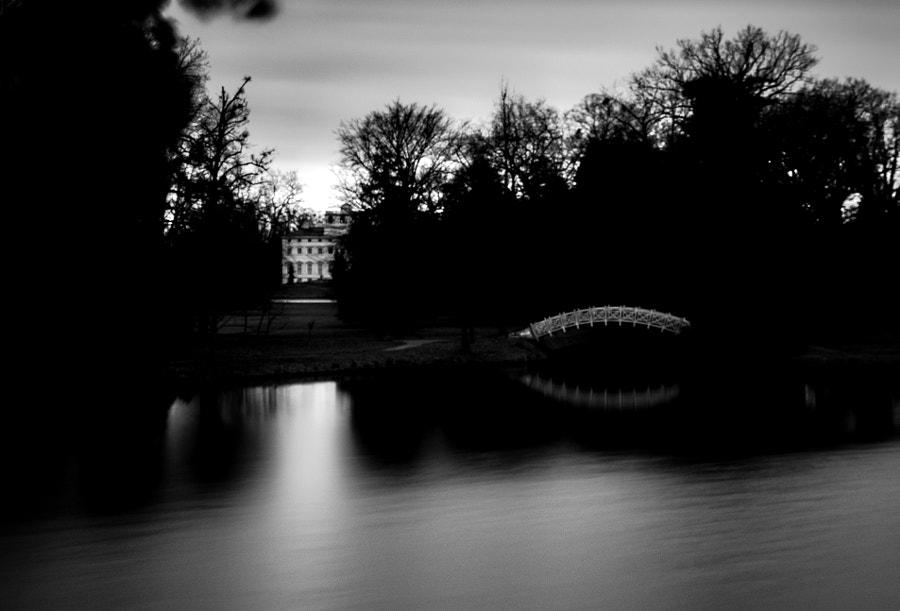white (chinese) bridge von dirk derbaum auf 500px.com