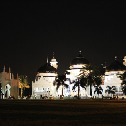 Baiturrahman Mosque, Aceh, Indonesia
