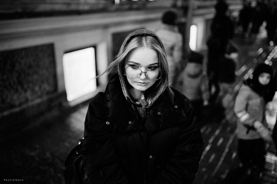 Nastya by A Strelkovv on 500px.com