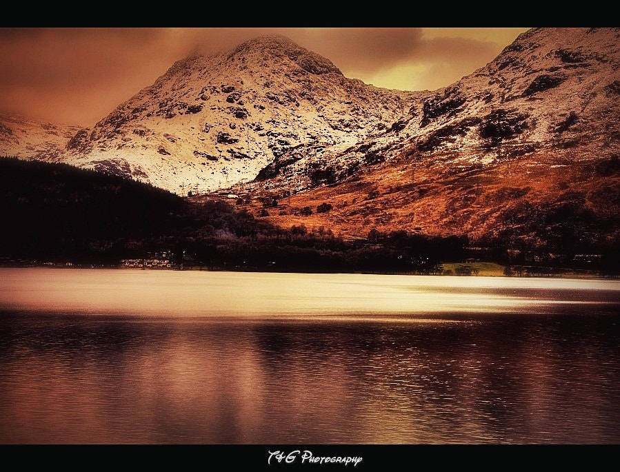 Photograph Loch Lomond by T&G Photography  on 500px