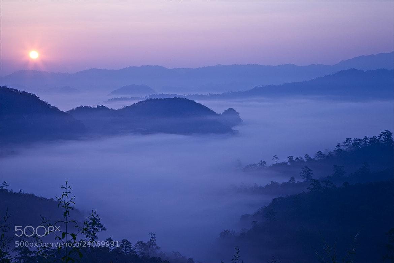 Photograph Thai-Myanmar border by john spies on 500px