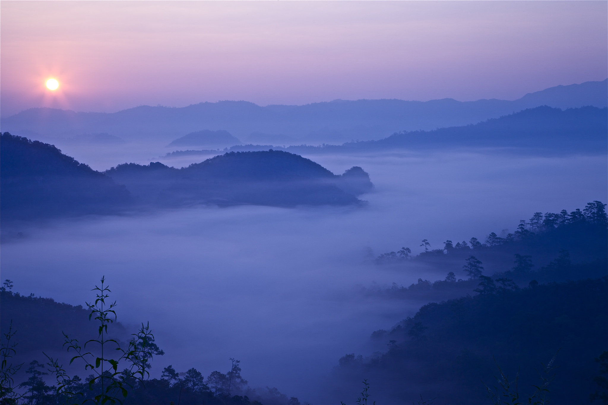 Photograph Thai-Myanmar border by john spies on 500px