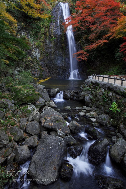Photograph The Minou falls by Yoshihiko Wada on 500px