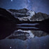 Stars over Vanoise