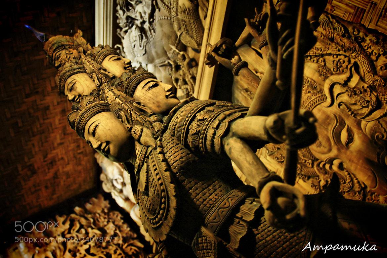 Photograph Ravana by Suradej Chuephanich on 500px