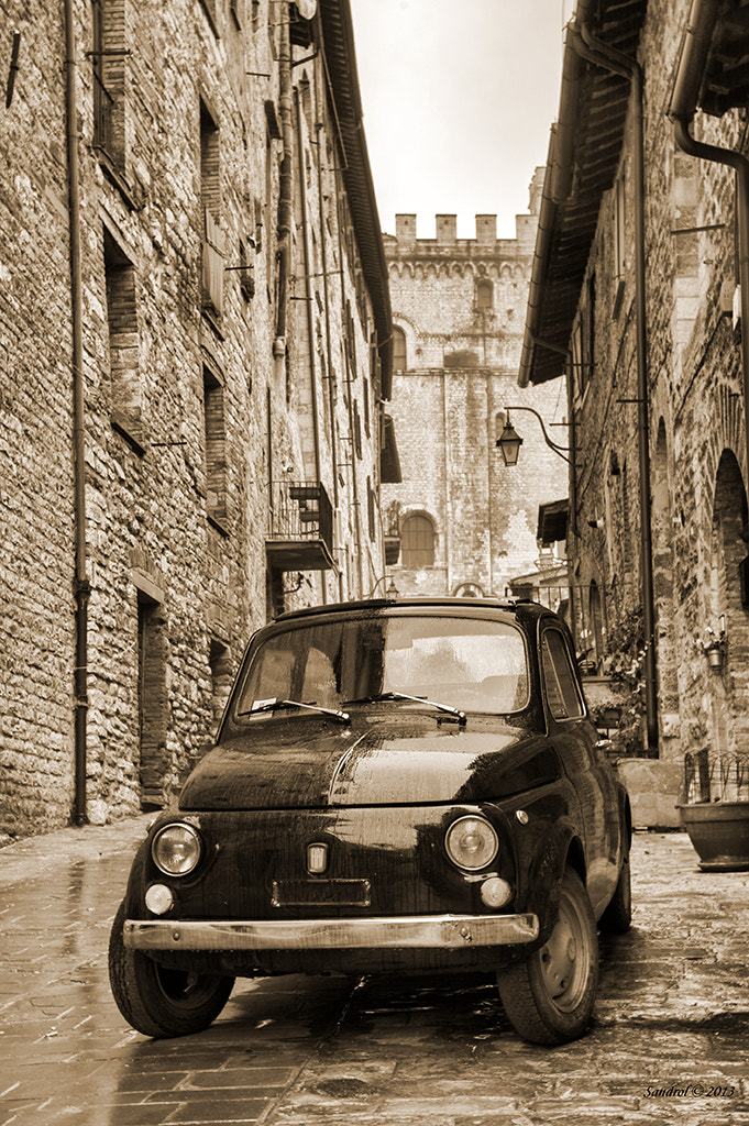 Photograph Fiat 500 by Sandro L. on 500px