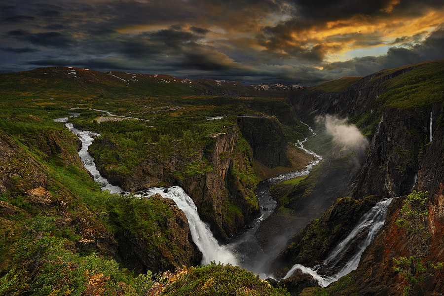 Waterfalls... by Pawel Kucharski on 500px.com