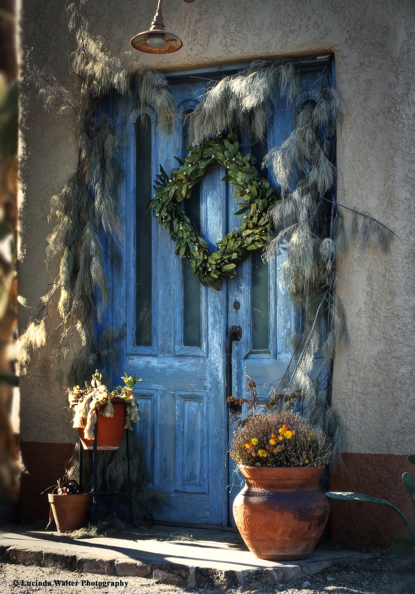 Photograph Blue Door  by Lucinda Walter on 500px