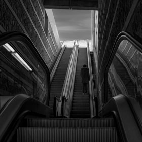 Escaleras by Fermín Noain (NoaClick)) on 500px.com