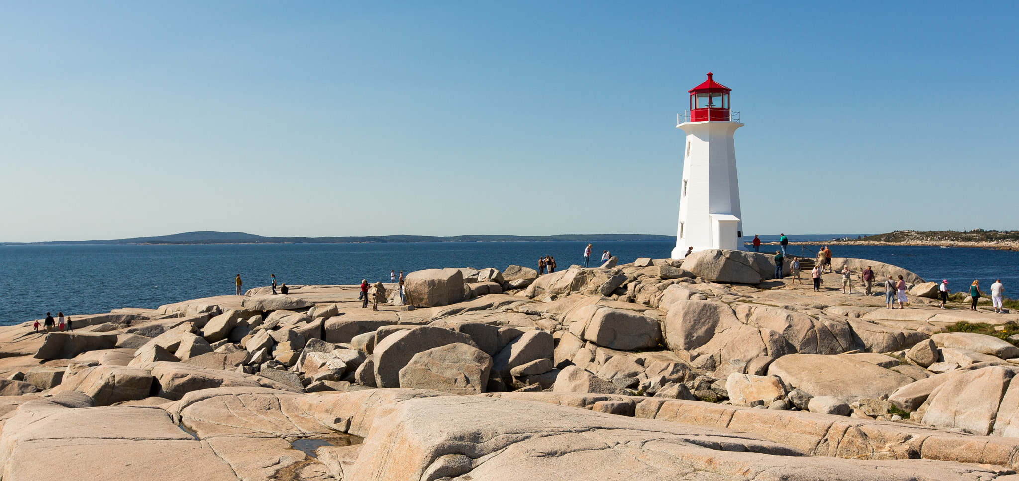 Photograph Peggy's Cove Panoramic by Marcos Harston on 500px