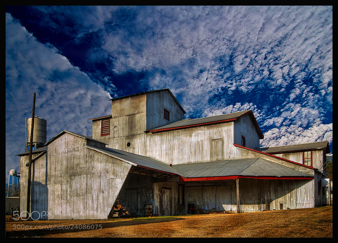 Photograph Back at the Cotton Gin by Dave Gillenwater on 500px