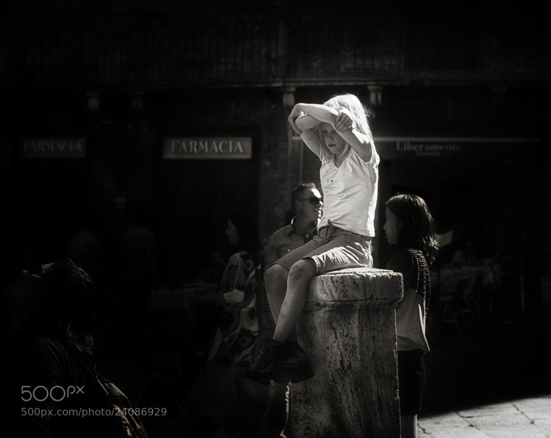 Photograph The illusionist by Antonio  longobardi on 500px