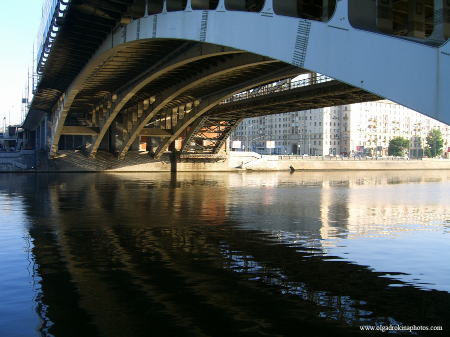 Photograph The Andreevskey Bridge, Moscow/Russia by Olga Drokina on 500px