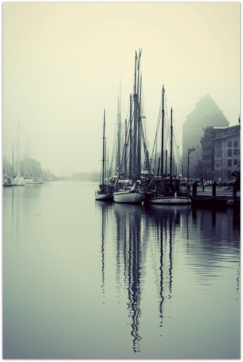 Photograph Old port by Maria Durand on 500px
