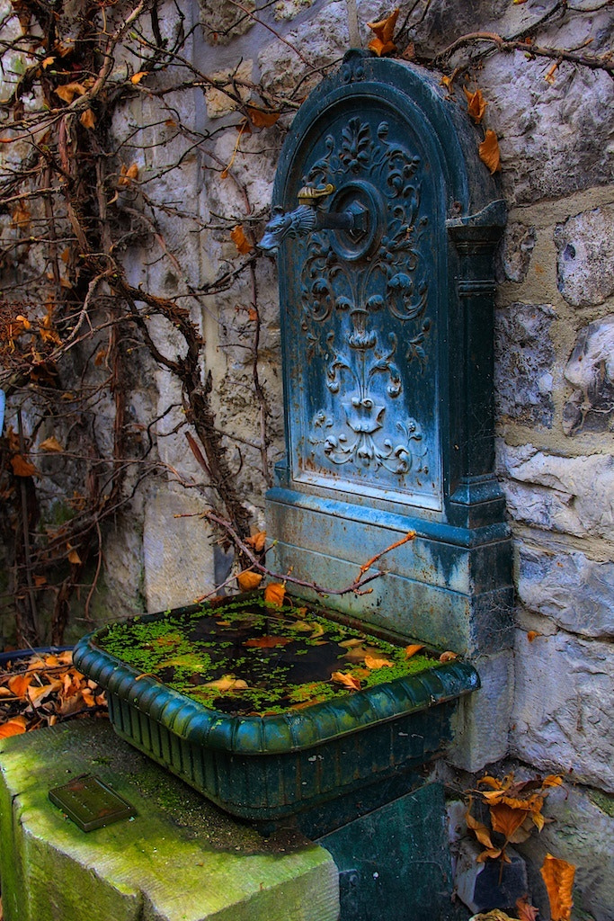Photograph Old Fountain by Javier Luces on 500px