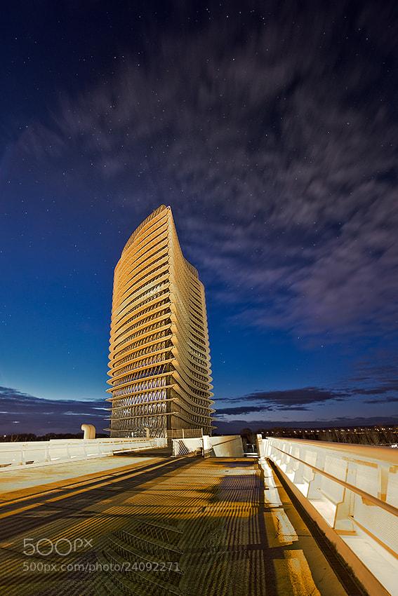Photograph Torre del Agua by David Martín Castán on 500px