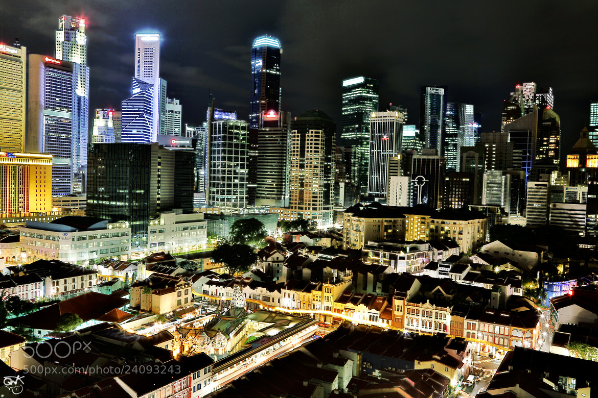 Photograph Chinatown Singapore (HDR) by Mister Kweong on 500px