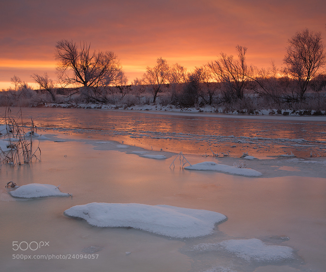 Photograph warm ice by Marat Akhmetvaleev on 500px