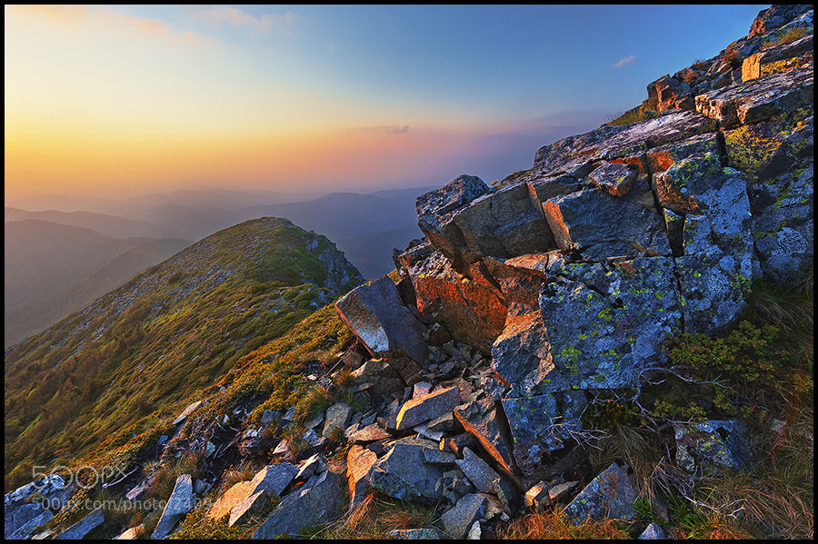 Photograph Tibles mountains by Zsolt Kiss on 500px