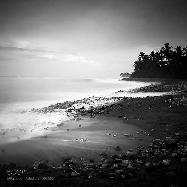 Photograph Bayah Beach by Hengki Koentjoro on 500px