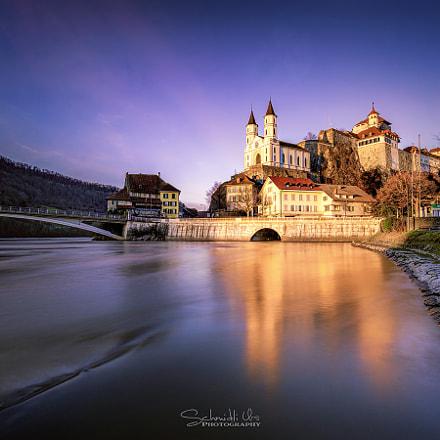 Aarburg Kleinstadt, Switzerland