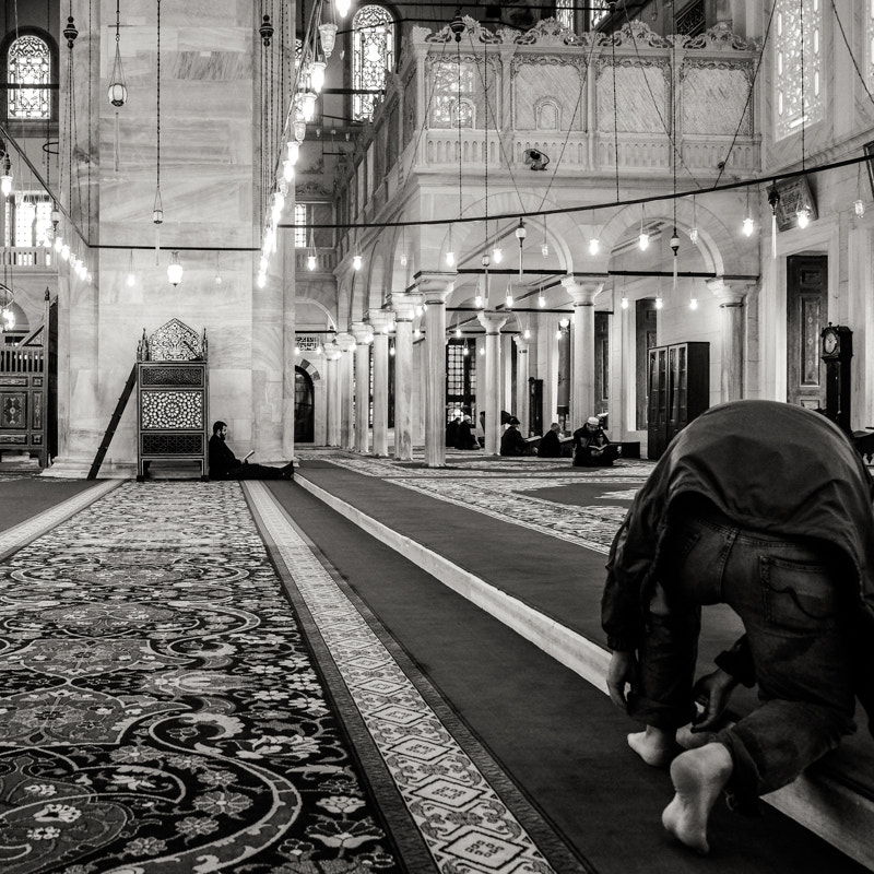 Photograph Relax in mosque by Simone Sapienza on 500px