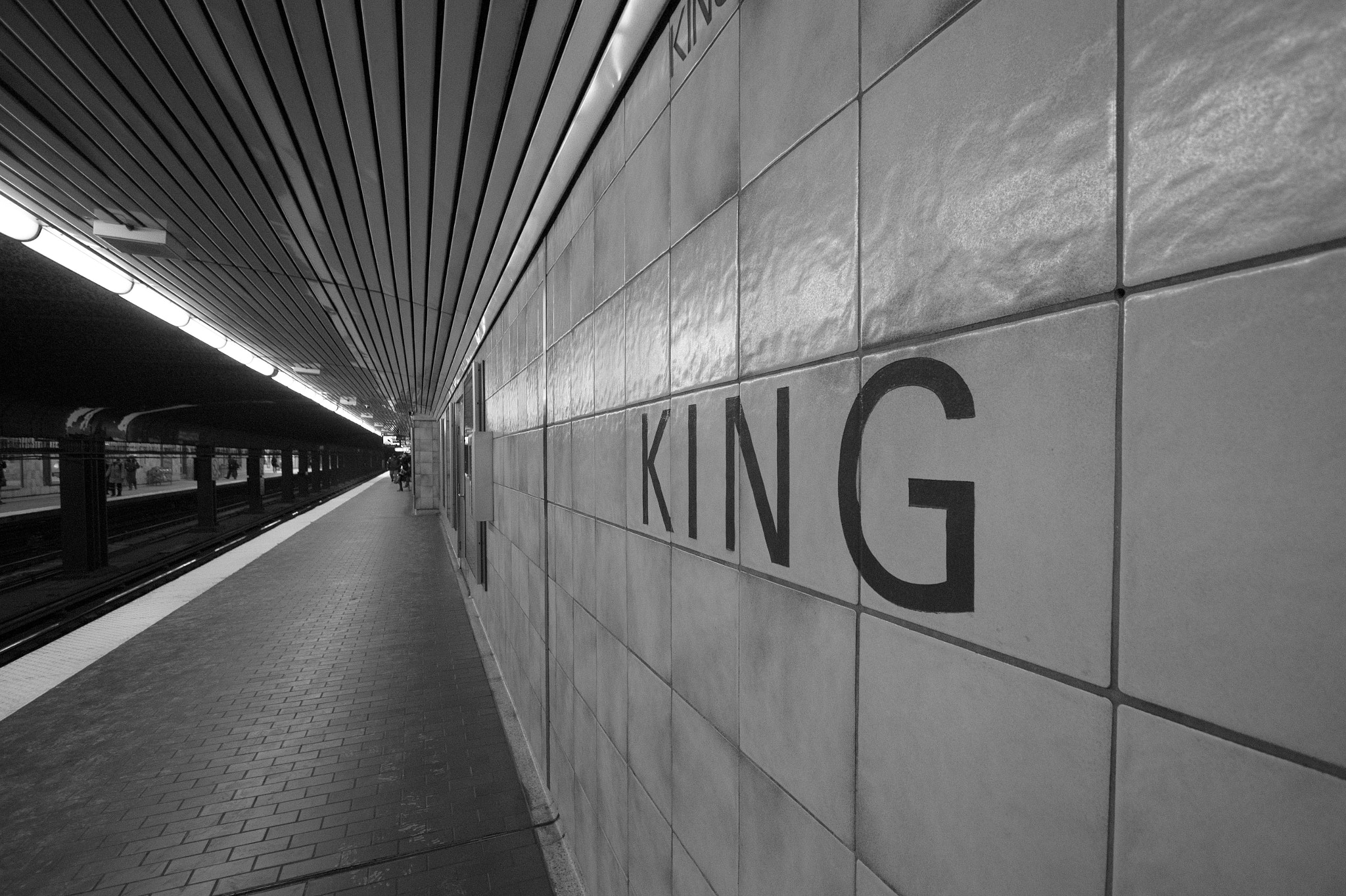 Photograph King Station by Ash Furrow on 500px