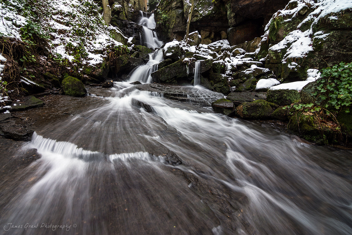 Photograph Lumsdale Sweep by James Grant on 500px