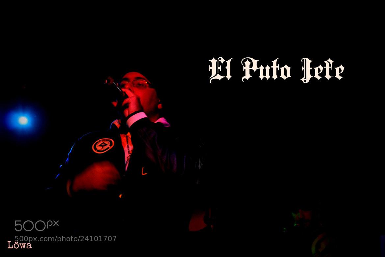 Photograph Erik Beeler aka El Puto Jefe by LowaRoar on 500px