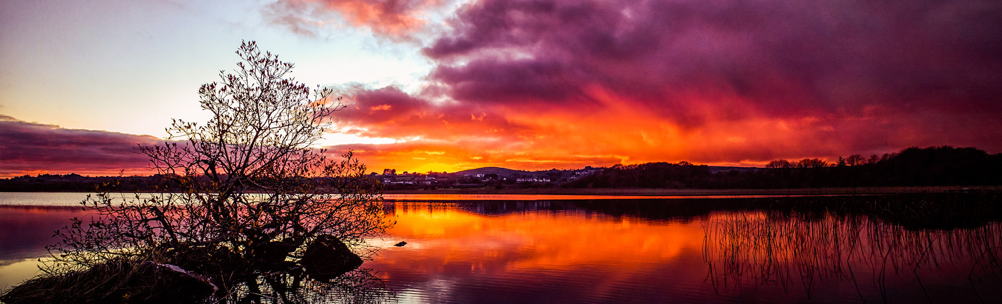 Photograph Red Sky at Night by Gavin Hartigan on 500px