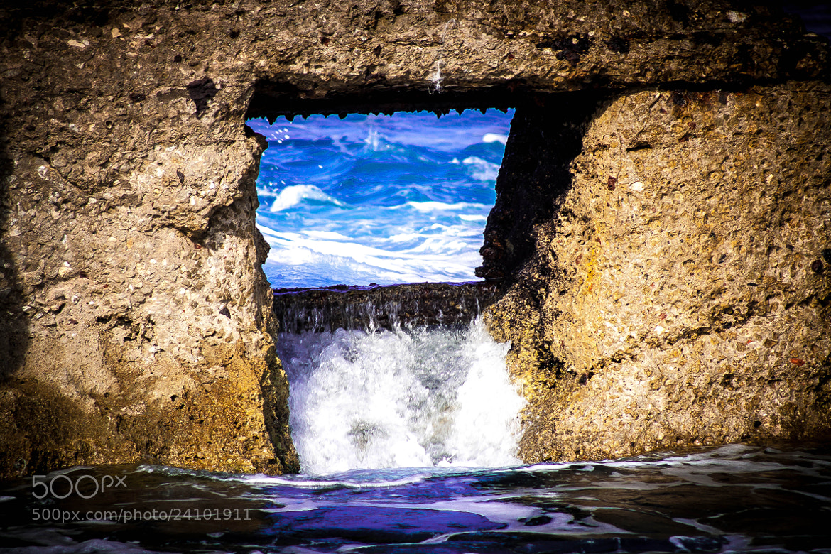 Photograph Angery blue Sea by Mohamed Hegazi on 500px