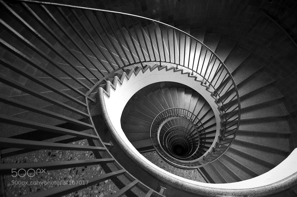 Photograph Spiral by Rafael Kos on 500px