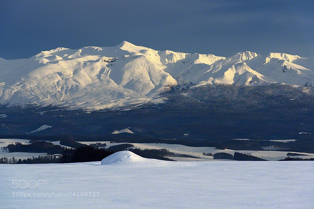 Photograph Mt.Tokachi by Kent Shiraishi on 500px