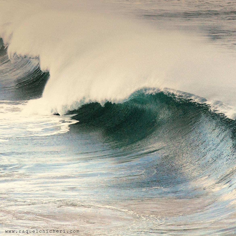 Photograph Wave by raquel lopez-chicheri on 500px