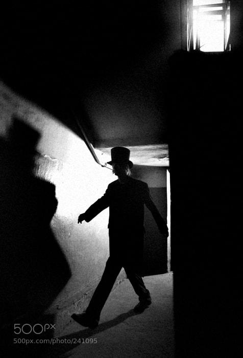 Photograph Черный человек by Арман Женикеев on 500px