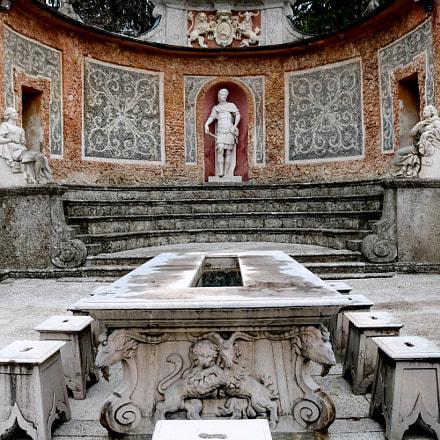 Wasserspiele Schloss Hellbrunn...