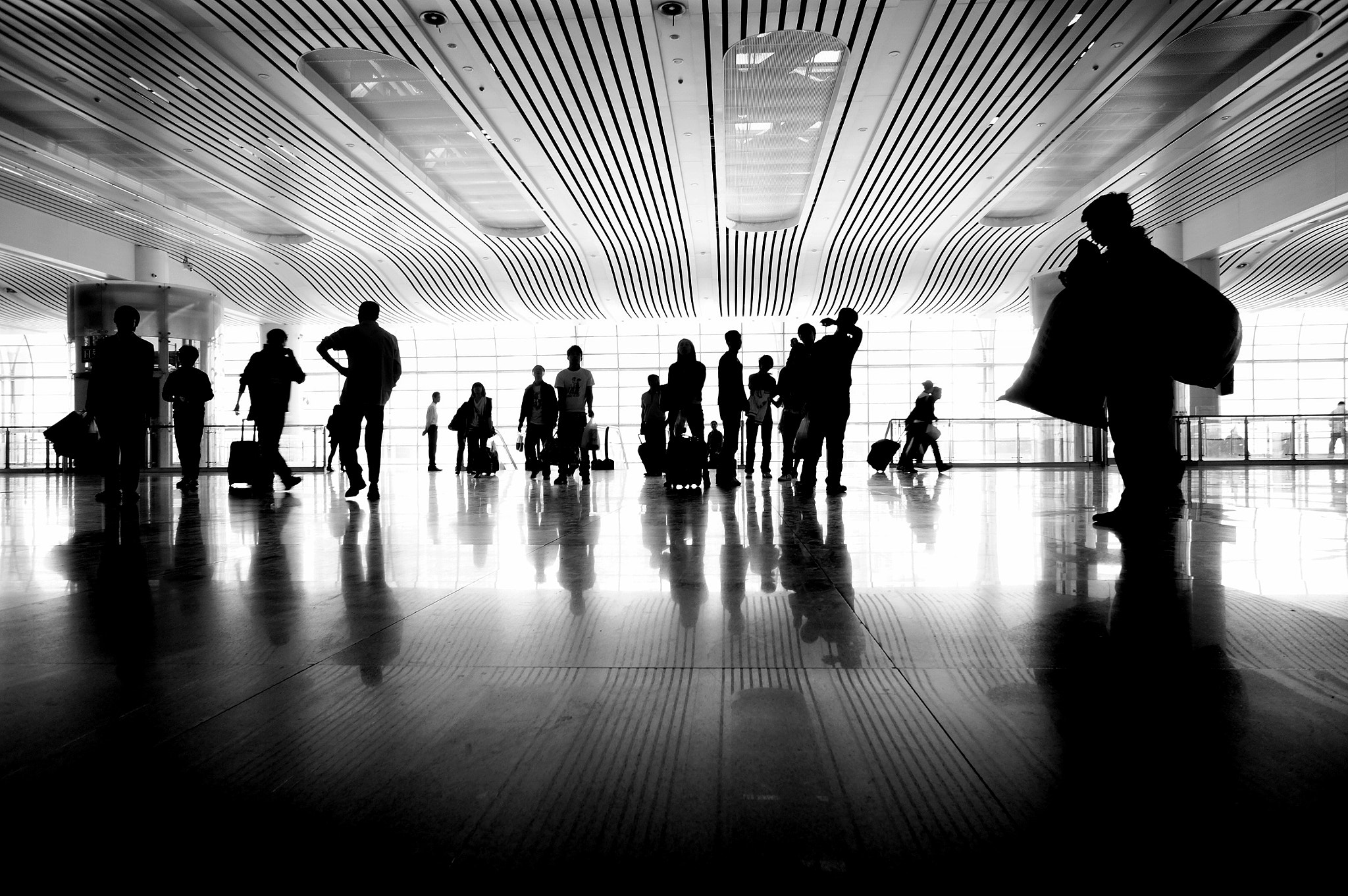 Photograph ShangHai Railway Station by Lan Hsu on 500px