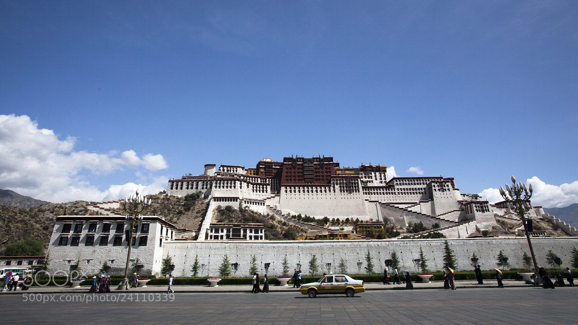 Photograph Potala Palace >Lhasa by sk teh on 500px
