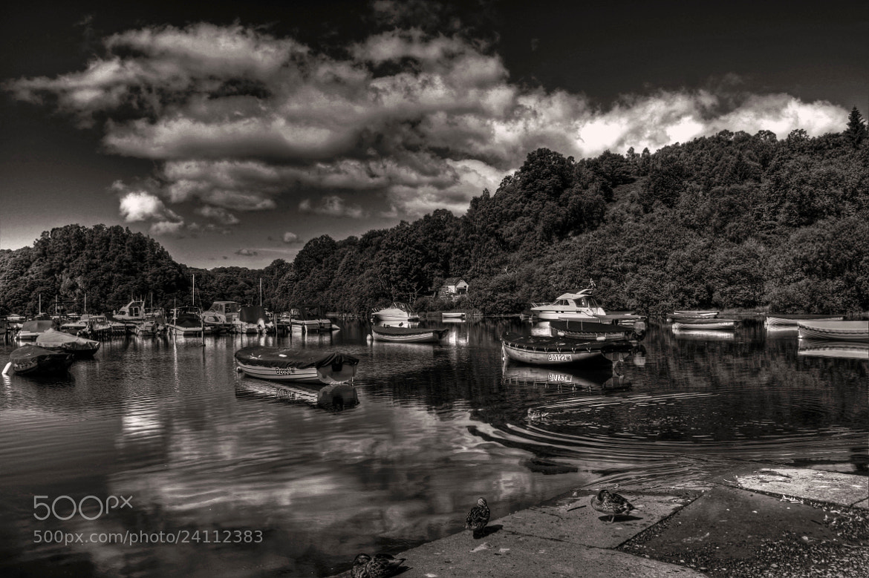 Photograph Loch Lomond by Hilda Murray on 500px