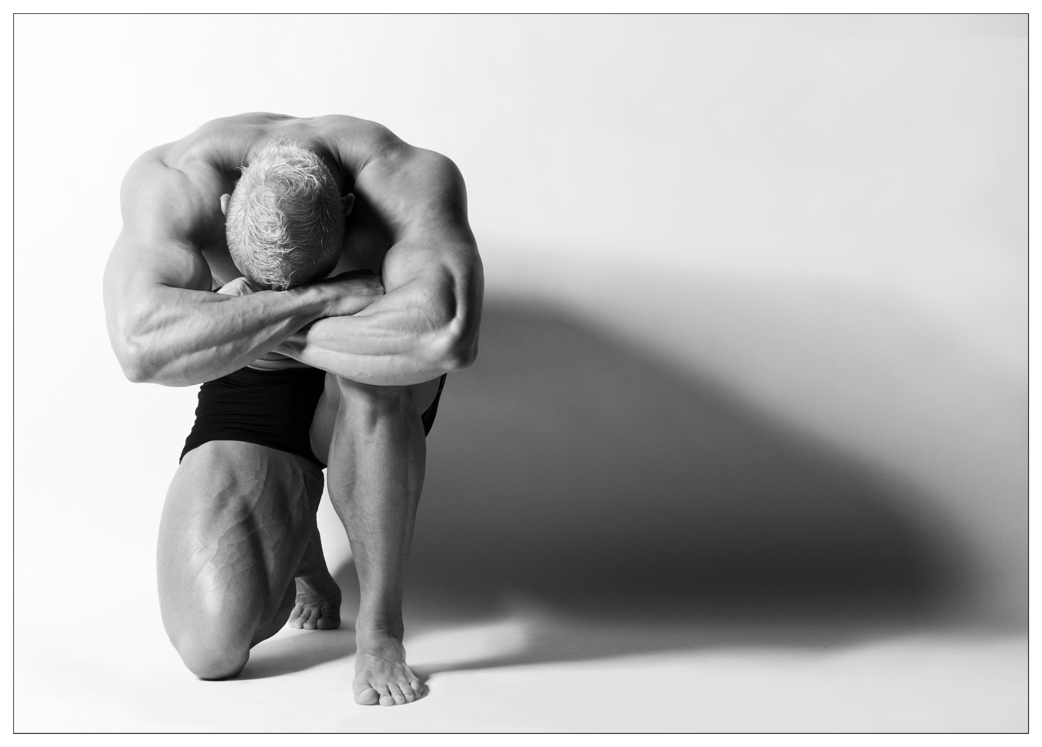 Photograph The Bodybuilder by Gabor Kanovits on 500px