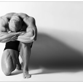 The Bodybuilder by Gabor Kanovits (gaborkanovits)) on 500px.com