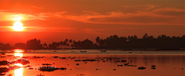 Photograph Heavenly glow by Karthik Gellia on 500px