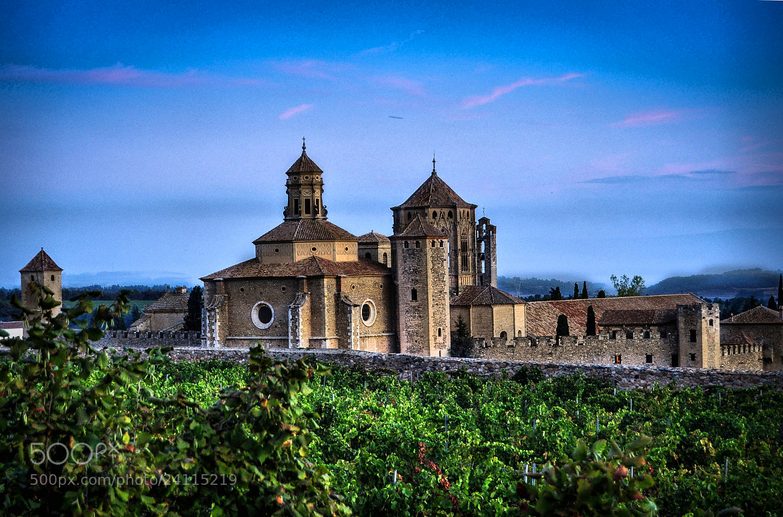 Photograph Monasterio de Poblet by José Ramón Martínez Aleman on 500px