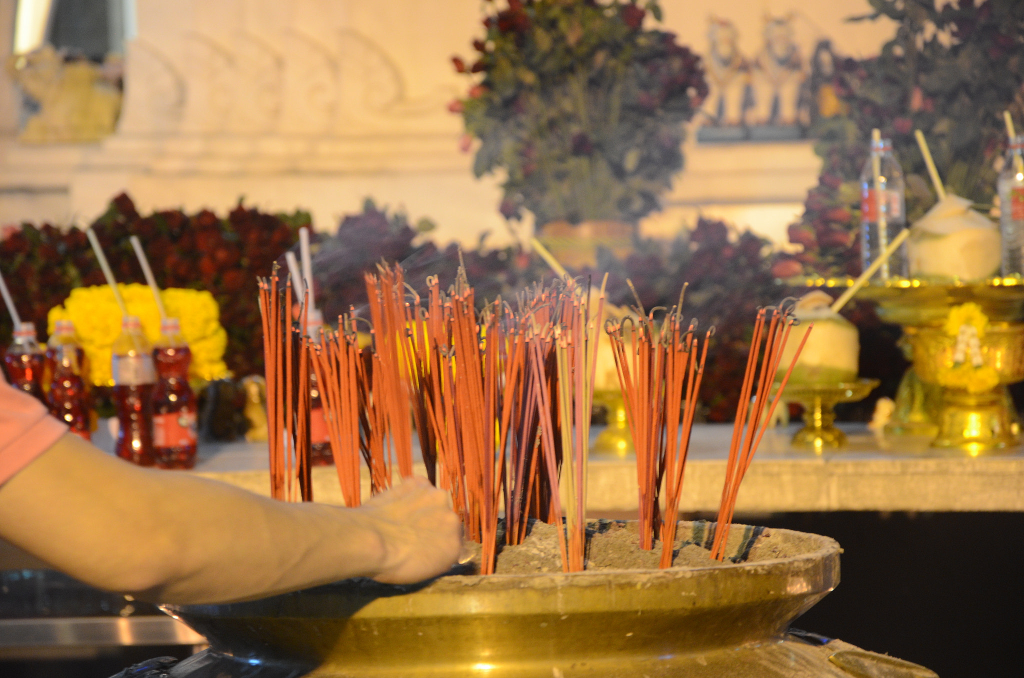 Photograph Incense by Sam Azmy on 500px