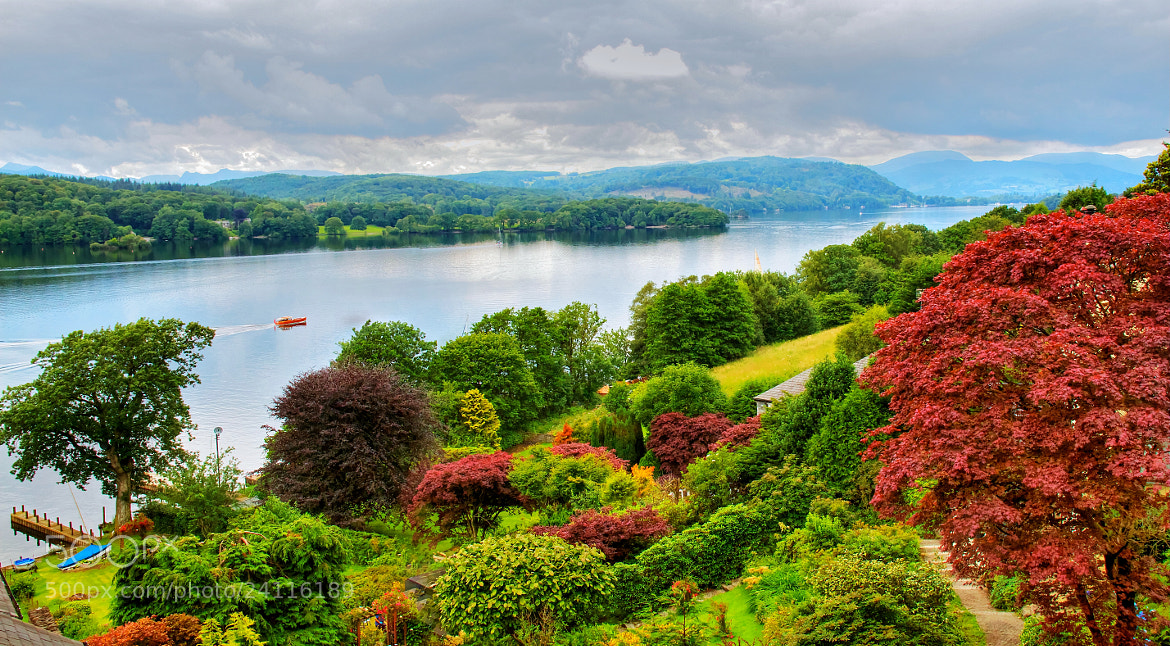 Photograph Lake Windermere, Lake District, England by Karthik Gellia on 500px