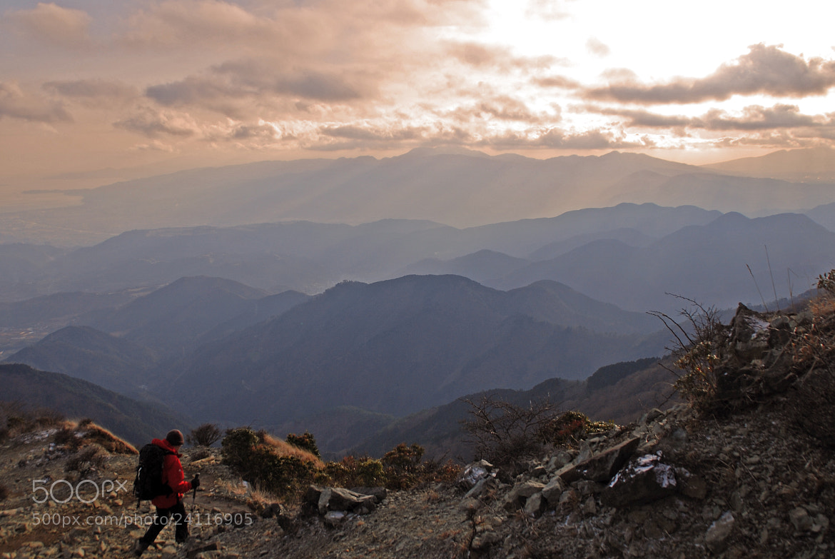 Photograph trekking by Shingo .N on 500px